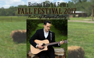 Kenyon Lockry to Perform at Hastings Ranch Fall Festival